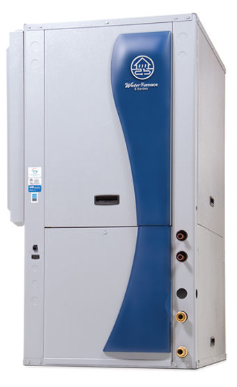 Waterfurnace 5 Series 500A11 by Schlatters Plumbing Heating & AC in Defiance